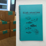 Fish Stories Community Cookbook is out